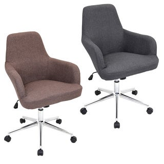 Charmant LumiSource Degree Fabric Office Chair