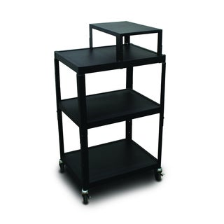 Marvel Vizion Adjustable Height Cart with Expansion Shelf