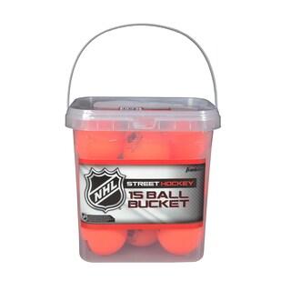 Franklin Sports NHL High Density Balls (Pack of 15)
