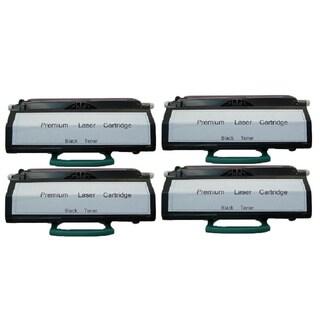 4-pack Replacing Lexmark E260 E260A11A Toner for E260D E260DN E260dt E260dtn E360dtn E360DN E460DN E360D E462dtn E460DW E460dtn