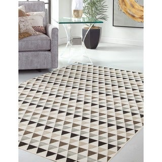 Greyson Living Summit Ivory Area Rug (7'10 x 11'2)