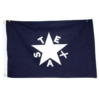 3x5 Super Polyester Zavala De Lorenzo Texas Flag indoor Outdoor