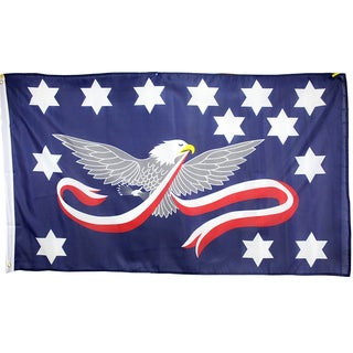 3x5 Super Polyester Whiskey Rebellion Flag indoor Outdoor