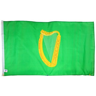 3x5 Super Polyester Irish Province Leinster Flag indoor Outdoor