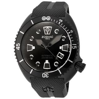 Zodiac Men's Oceanaire ZO8015 Automatic Swiss Made Watch