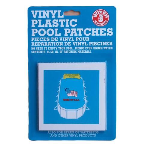 Plastic Pool Patches