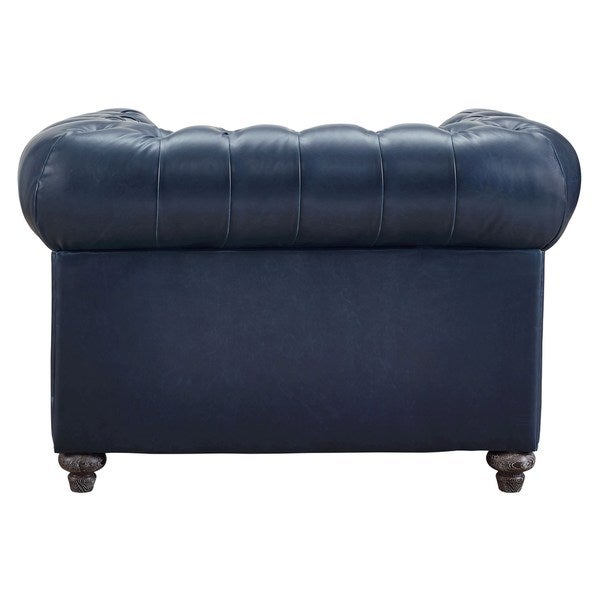 Durango Rustic Blue Leather Living Room Set   Free Shipping Today    Overstock.com   17286102 Part 49