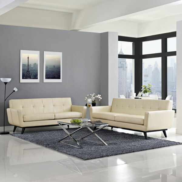 Shop midway absorb 2 piece leather living room set 2piece on sale free shipping today 2 piece leather living room set