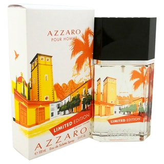 Loris Azzaro Limited Edition 2014 Men's 3.4-ounce Eau de Toilette Spray