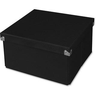 Samsill Pop n' Store Medium Square Box (10.63 x 6 x 10.63)
