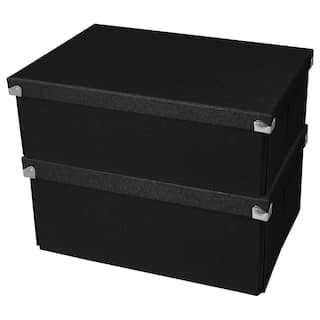 Storage Boxes For Less Overstock Com