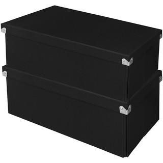 Samsill Pop n' Store Essential Box (Set of 2)