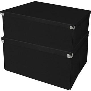 Samsill Pop n' Store Mega Box (Set of 2)