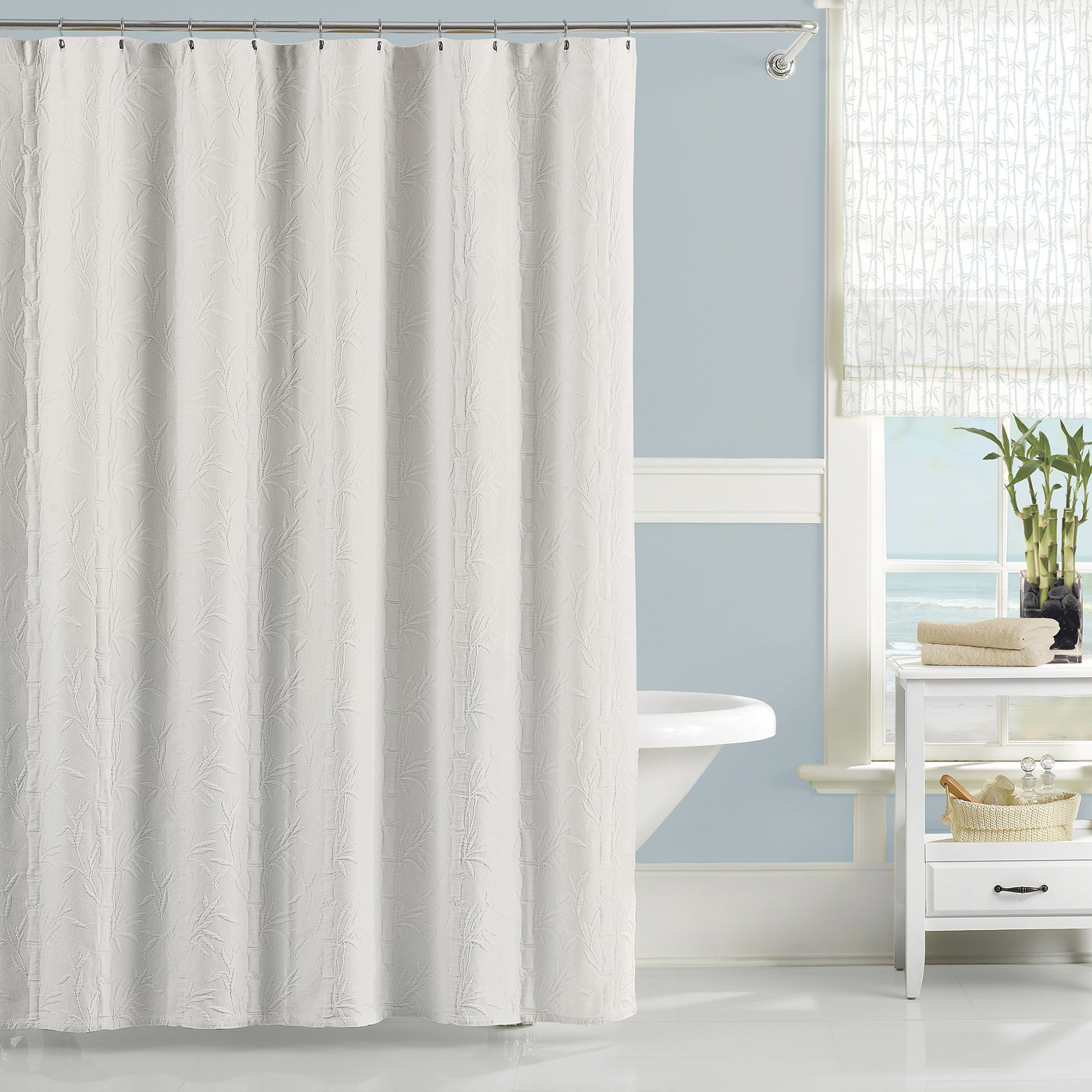 LaMont Home Nepal Shower Curtain 4 Sizes Available