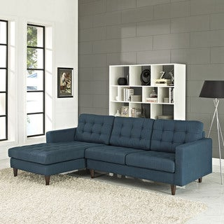 Empress Left-arm Sectional Sofa - 2piece