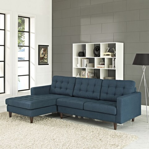 Empress Left-arm Sectional Sofa - 2piece