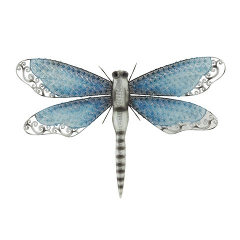 Maison Rouge Lamartine Metal Dragonfly
