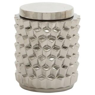 Perfect Ceramic Silver Jar