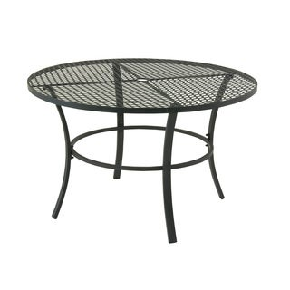 Metal Round Outdoor Table