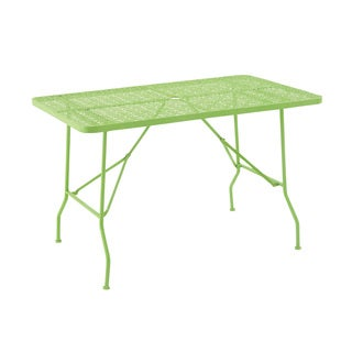 Outstanding Metal Folding Outdoor Table