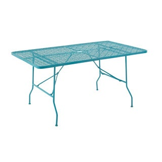 Classy Metal Folding Outdoor Table