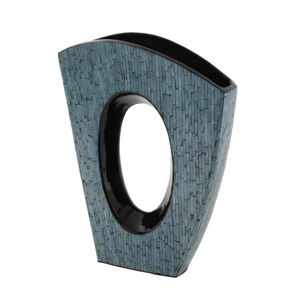 Exquisite Ceramic Inlay Vase