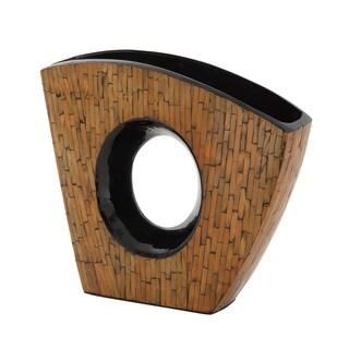 Classic Ceramic Inlay Vase