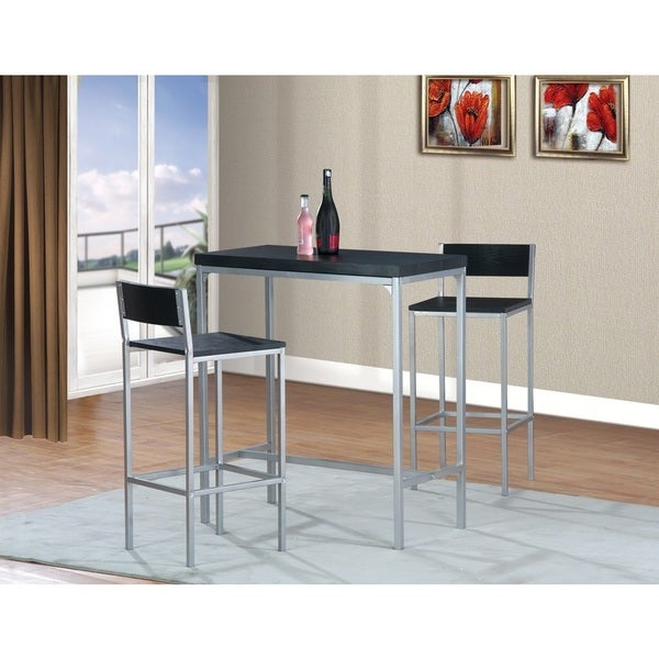 shop henry high bar table set free shipping today overstock com