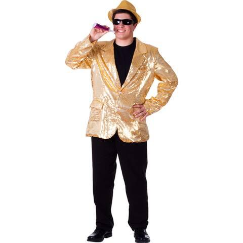 Dress Up America Men's Sequin Jacket