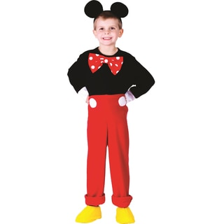 Dress Up America Boys' Mr. Mouse Costume