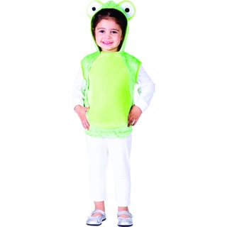 Dress Up America Boys' Mr. Frog Costume