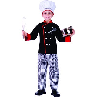Dress Up America Boys' Executive Chef Costume