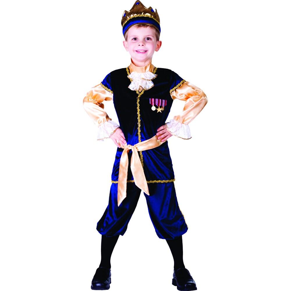 Dress Up America Boys' Renaissance Prince Costume (Toddle...