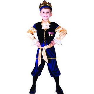 Dress Up America Boys' Renaissance Prince Costume