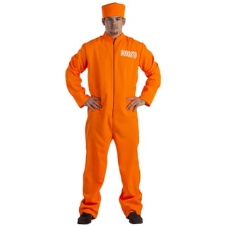 Dress Up America Men's Prisoner Costume