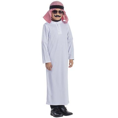 Dress Up America Boys' Arabian Sheik Costume