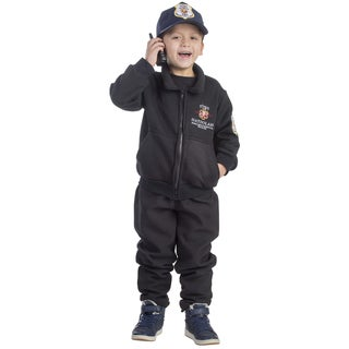 Dress Up America Boys' 'Hatzolah Rescuer' Costume