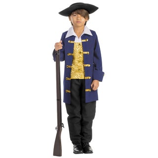 Dress Up America Boys' Colonial Aristocrat Costume