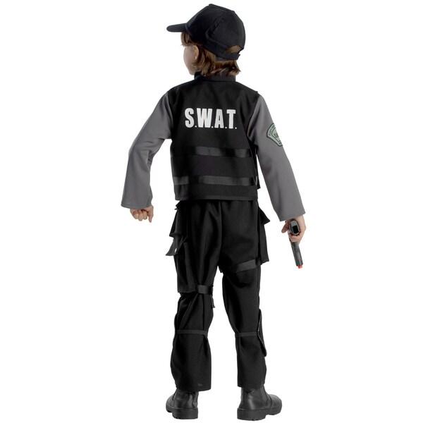 Child Junior SWAT Costume