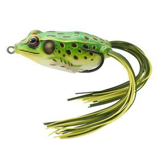 LiveTarget Frog Hollow Body Floro Green/ Yellow 2/ 0