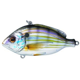 LiveTarget Pinfish Rattlebait Natural/ Metallic no. 4