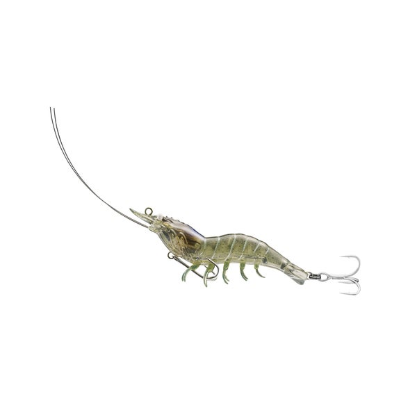 LiveTarget Shrimp Hybrid Bait Pink Shrimp no. 8/ no. 6