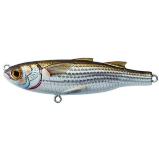 LiveTarget Mullet Twitchbait Natural/ Matte no. 4
