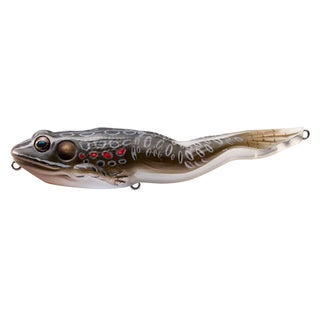 LiveTarget Frog Walking Bait Brown/ Black no. 2