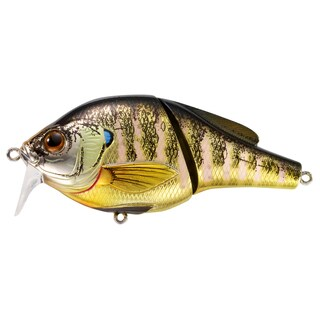 LiveTarget Bluegill Wakebait Metallic/ Gloss no. 2