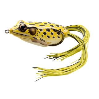 LiveTarget Frog Hollow Body Yellow/ Black no. 1