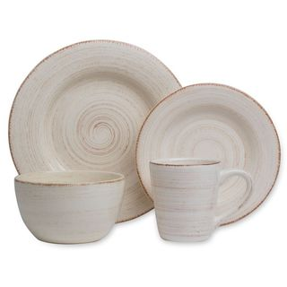 Tag Sonoma Ivory Dinnerware 16-piece Set