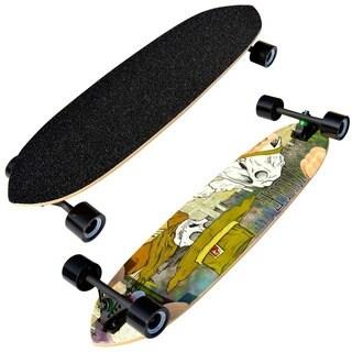 Deville Tombstone 37-inch Downhill/ Freeride Longboard