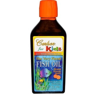 Carlson for Kids The Very Finest Fish Oil