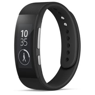 Sony SmartBand Talk SWR30 Waterproof Smart Band (Black)|https://ak1.ostkcdn.com/images/products/10160806/P17289937.jpg?impolicy=medium